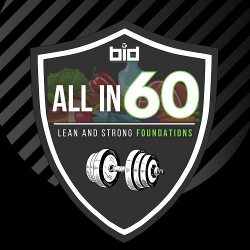 All in 60 Lean and strong foundations